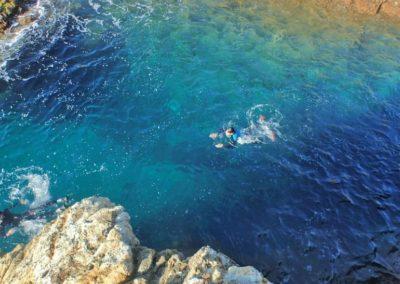 Canyoning en Balagne : du canyoning dans la Méditerranée à Galéria !