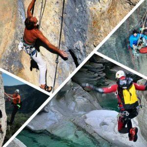 Stage multi-activités Montagne à Annecy